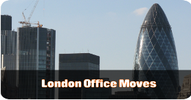 office moves london